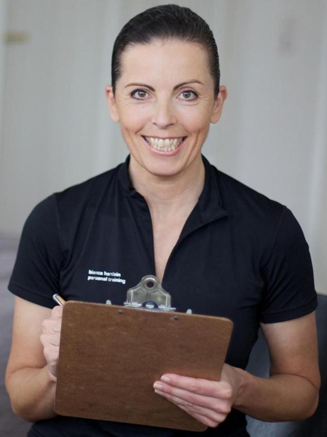 Personal Trainerin Bianca Hertlein rät: Nichts verschieben, sondern gleich loslaufen.
