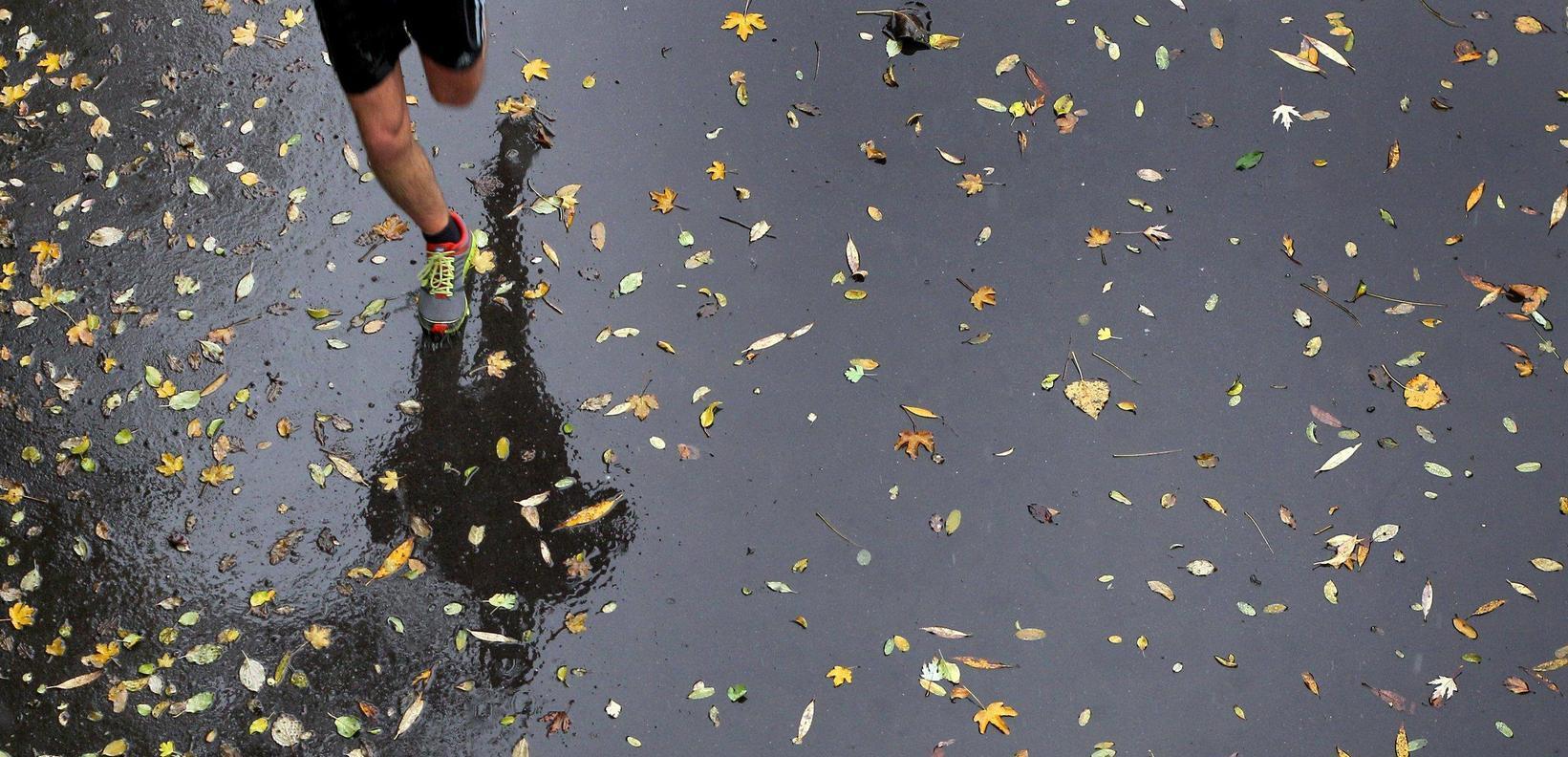 Nächste oder übernächste Woche fangen Sie wieder mit dem Joggen an? Eine typische Herbstfalle.