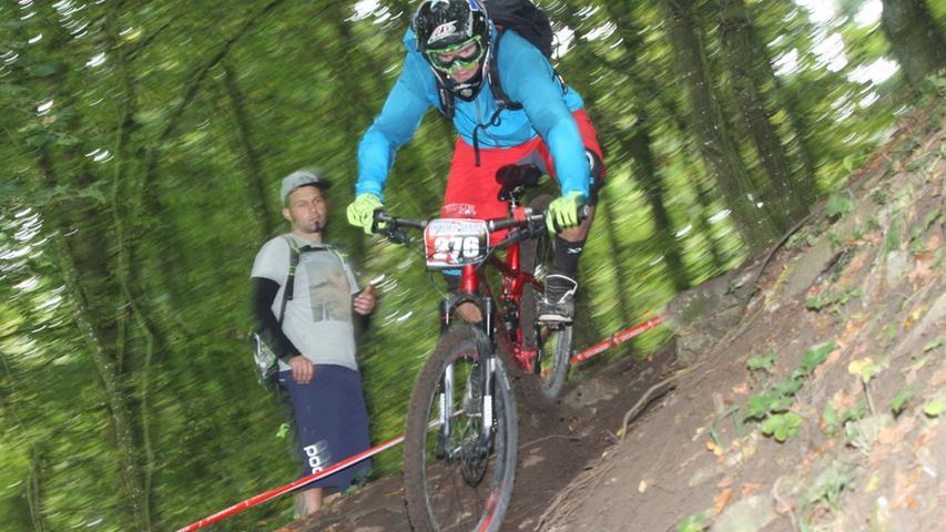 Mountainbike-Sport der Spitzenklasse in Treuchtlingen