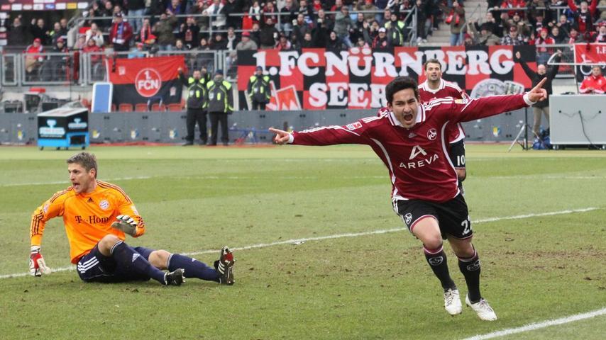 Derby-Geschichte: Club-Schmankerl gegen die Bayern