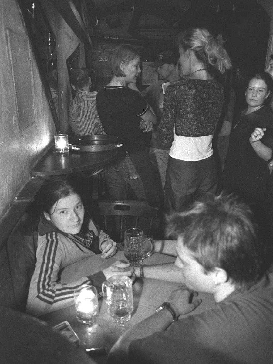 1975 gab es für diejenigen, die in der Umgebung oder in den Vororten von Nürnberg aufgewachsen sind, wenig zum Weggehen. In der Stadt, wo es etwas gab, kam man nicht hin, weil der ÖPNV von den Zeiten her dafür nicht ausgelegt war oder aber er existierte überhaupt nicht.