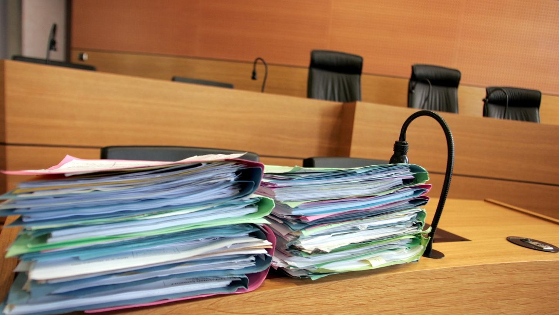 Die Verhandlungen über einen Missbrauchsfall sorgte für turbulente Szenen im Gerichtssaal. (Symbolbild)