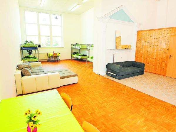 Für Flüchtlinge hat Ecoloft in der Trettlachstraße Wohnungen hergerichtet.
