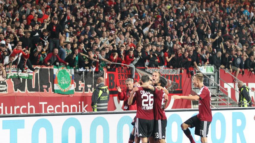 Flügel gestutzt: Club beglückt seinen Anhang gegen Leipzig