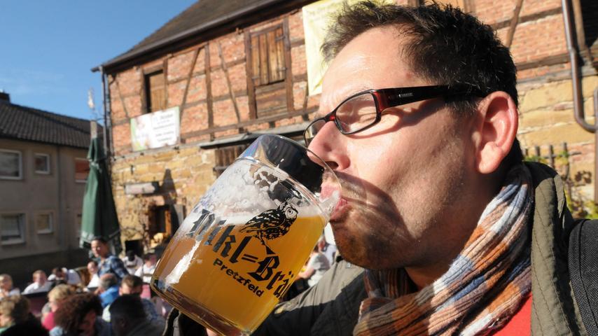 Tag der Brauerein und Brennereien: Schnaps ohne Sünde