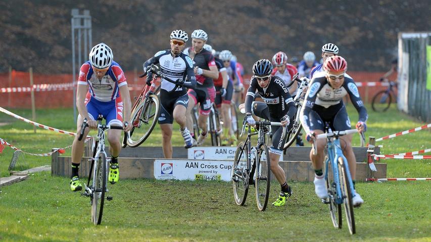 2014 wurde wieder der AAN-Cross-Cup auf dem Gelände des Reichelsdorfer Kellers ausgetragen.