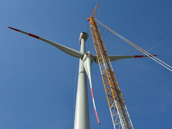 SamSon - Windrad - Rotor
