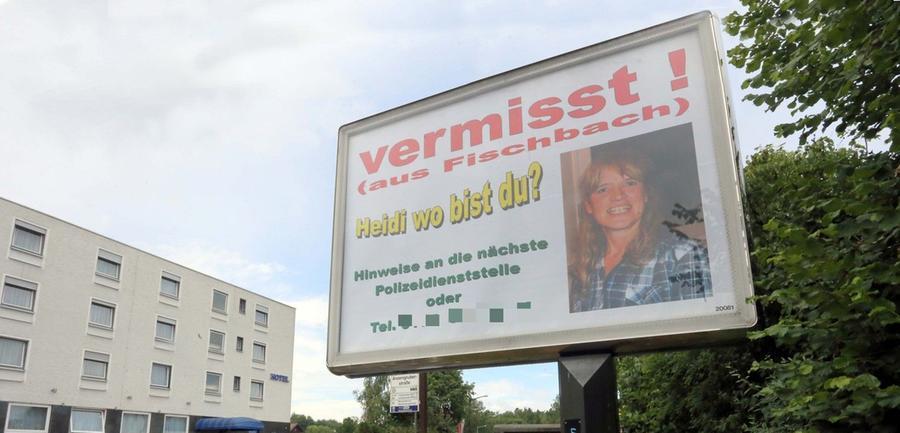 Seit 2013 verschwunden: Postbotin Heidi aus Fischbach