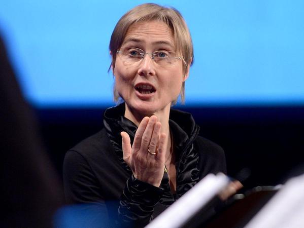 Ingeborg Schilffahrt, Kantorin an St. Michael, setzt sich seit 1997 als künstlerische Leiterin der Fürther Kirchenmusiktage ein.