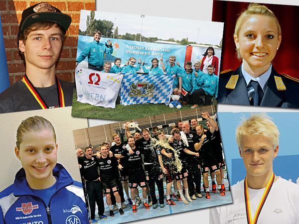 Erlangens Sportler des Jahres 2014