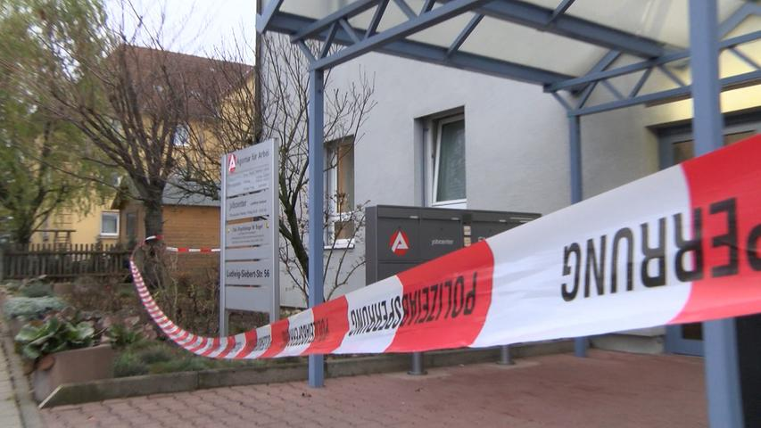 28-Jähriger ersticht Jobcenter-Mitarbeiter in Rothenburg