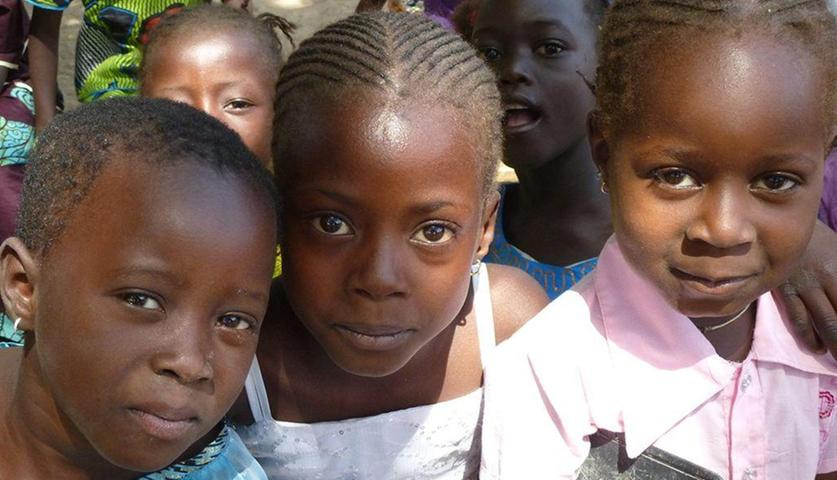 Mit Spenden Missionsschule in Gossas unterstützen