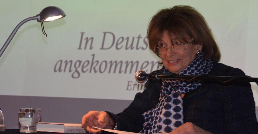 Charlotte Knobloch erinnert sich an Verfolgung und Tod
