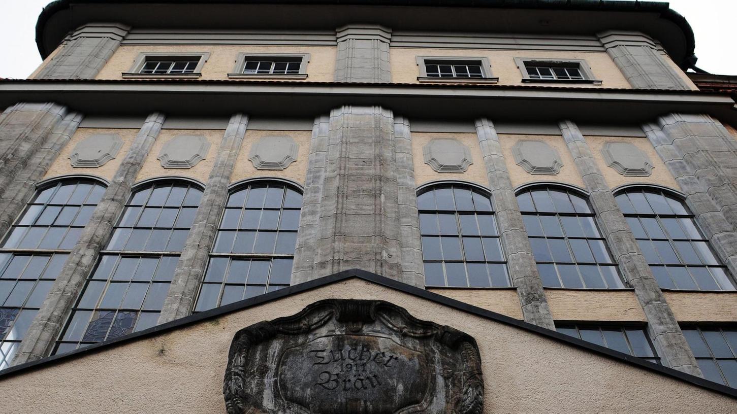 Das historische Sudhaus.