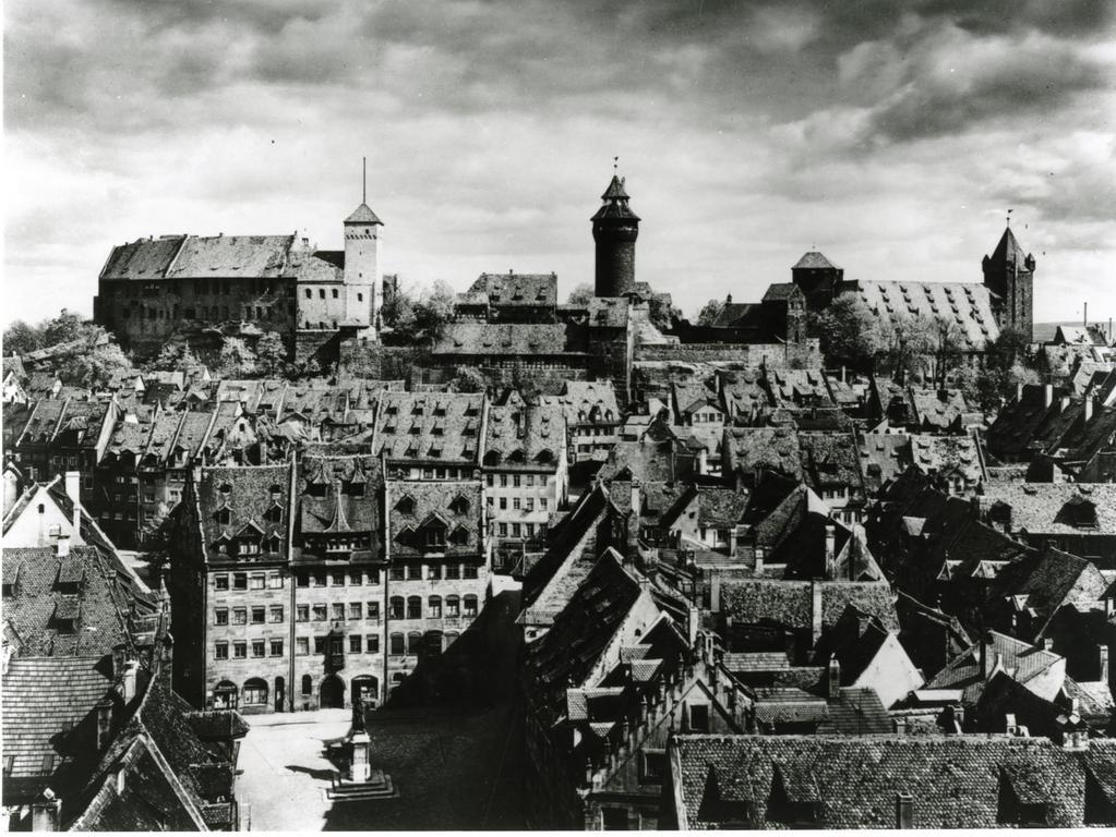 FOTO: Stadtarchiv Nürnberg Motiv: Ausstellung Stadtarchiv Nürnberg:
