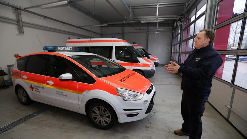 Neues Domitil BRK Höchstadt..Foto: (c) RALF RÖDEL / NN +++ Veröffentlichung nur  nach vorheriger Vereinbarung!