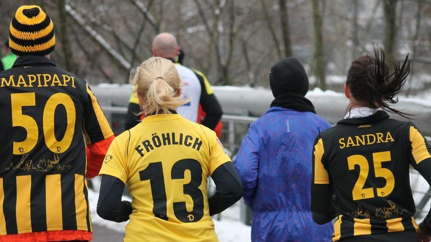 Zehn Kilometer ins neue Jahr: Der Silvesterlauf 2014