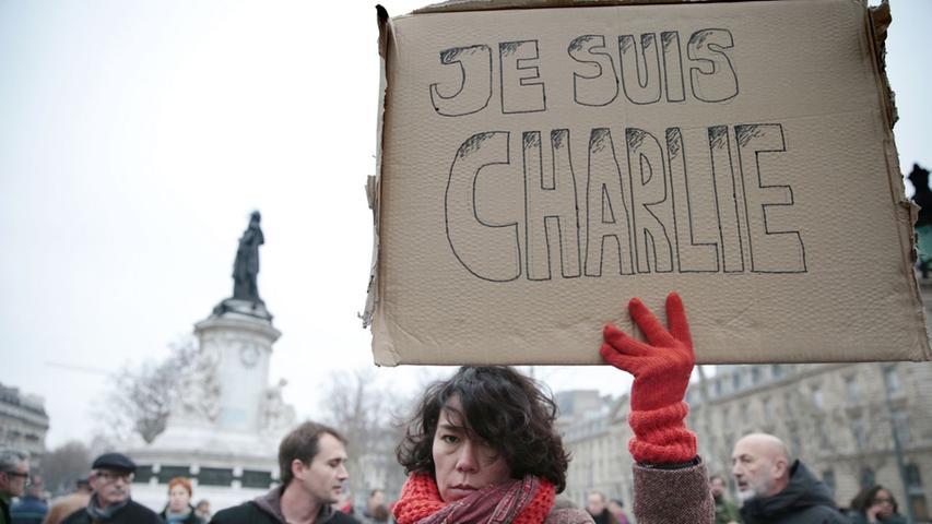 Frankreich trauert nach Anschlag auf