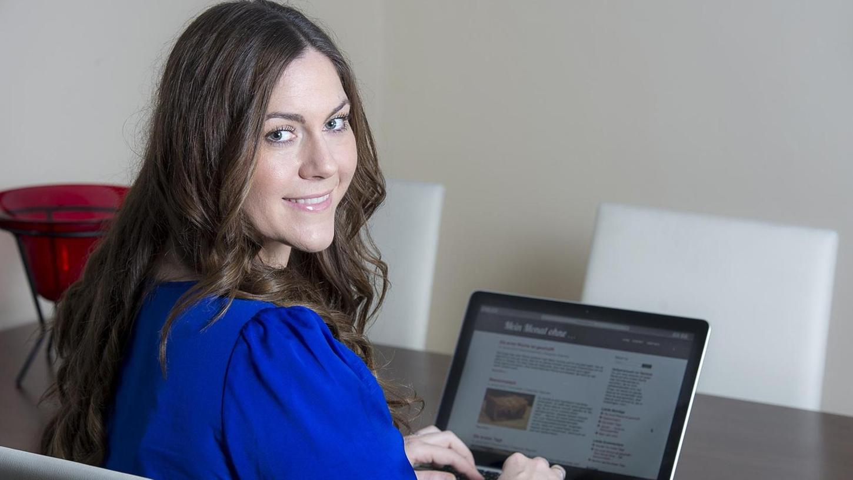 Auf der Internet-Seite www.meinmonatohne.de kann jeder an Tina Brauns Verzicht-Experiment teilhaben.