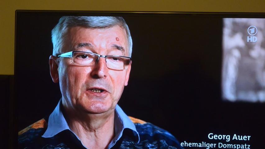 In einem ARD-TV-Beitrag hat der ehemalige Domspatz Georg Auer über seine  schrecklichen Erlebnisse als Schüler berichtet.