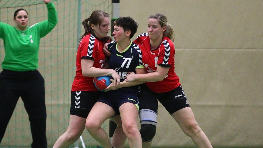22:22: Altenberg und Zirndorf liefern zähes Handball-Match