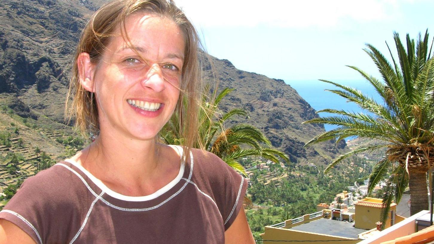 Die ehemalige Oberasbacherin Martina Friedrich hat sich mit einem Frühstückscafé in sonnigen Gefilden einen Traum erfüllt.