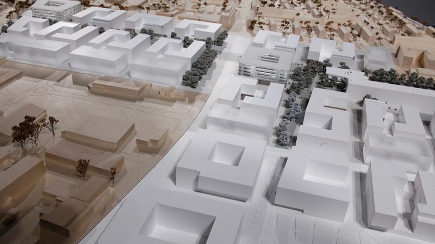 Eckig, flach, einfach: So soll der Siemens-Campus aussehen