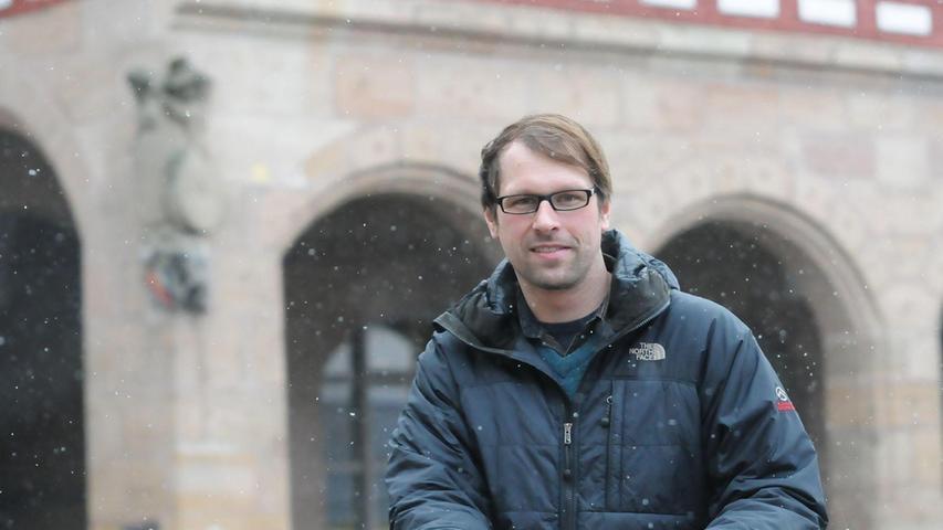 Christian Luplow ist Schwabachs erster Klimaschutzmanager