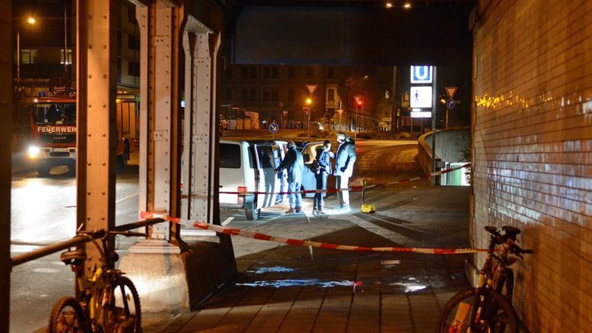 Jakobinenstraße in Fürth: 28-Jähriger erliegt Stichverletzungen