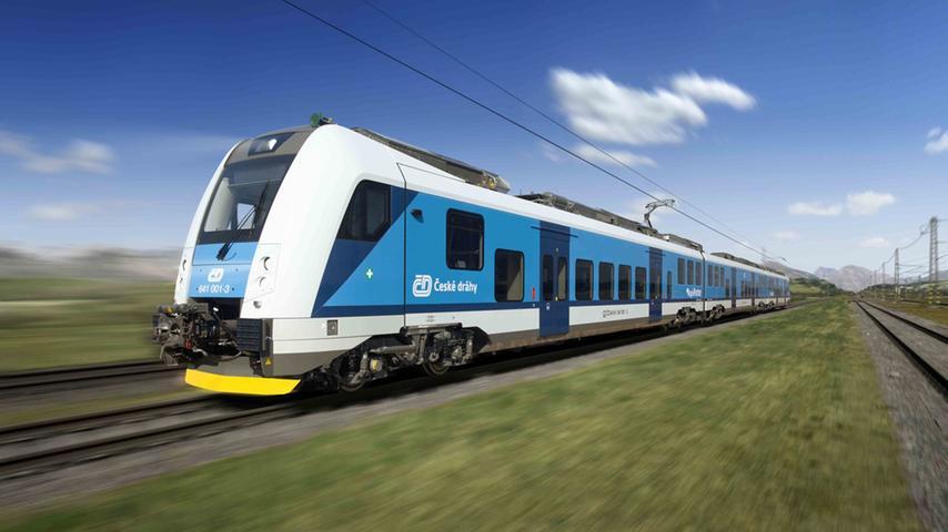 Nürnbergs neue S-Bahn? Der RegioPanter von Skoda