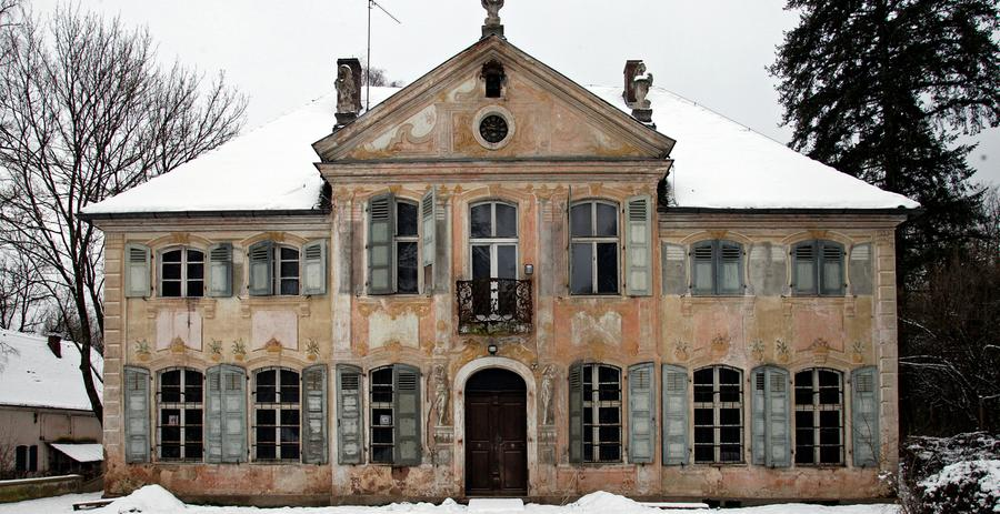 Morbider Charme: Schloss Appelhof erwacht aus dem Schlaf