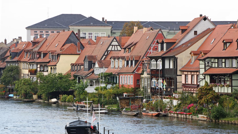 Zum Stichtag am 30. Juni 2014 hatte Bamberg rund 71.465 Einwohner. Auch wirtschaftlich steht die Domstadt gut da.