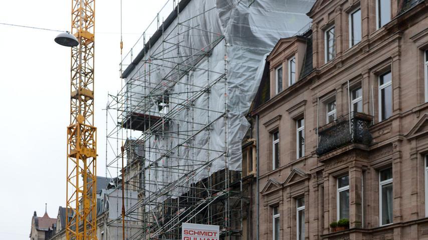 Karolinenstraße 10: Marodes Haus mit lebendiger Geschichte