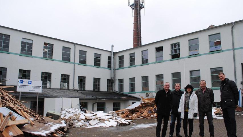 Der Abriss der Drei-S-Werke beginnt am 24. Februar