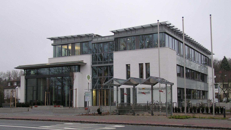 Rathaus VG Uttenreuth.