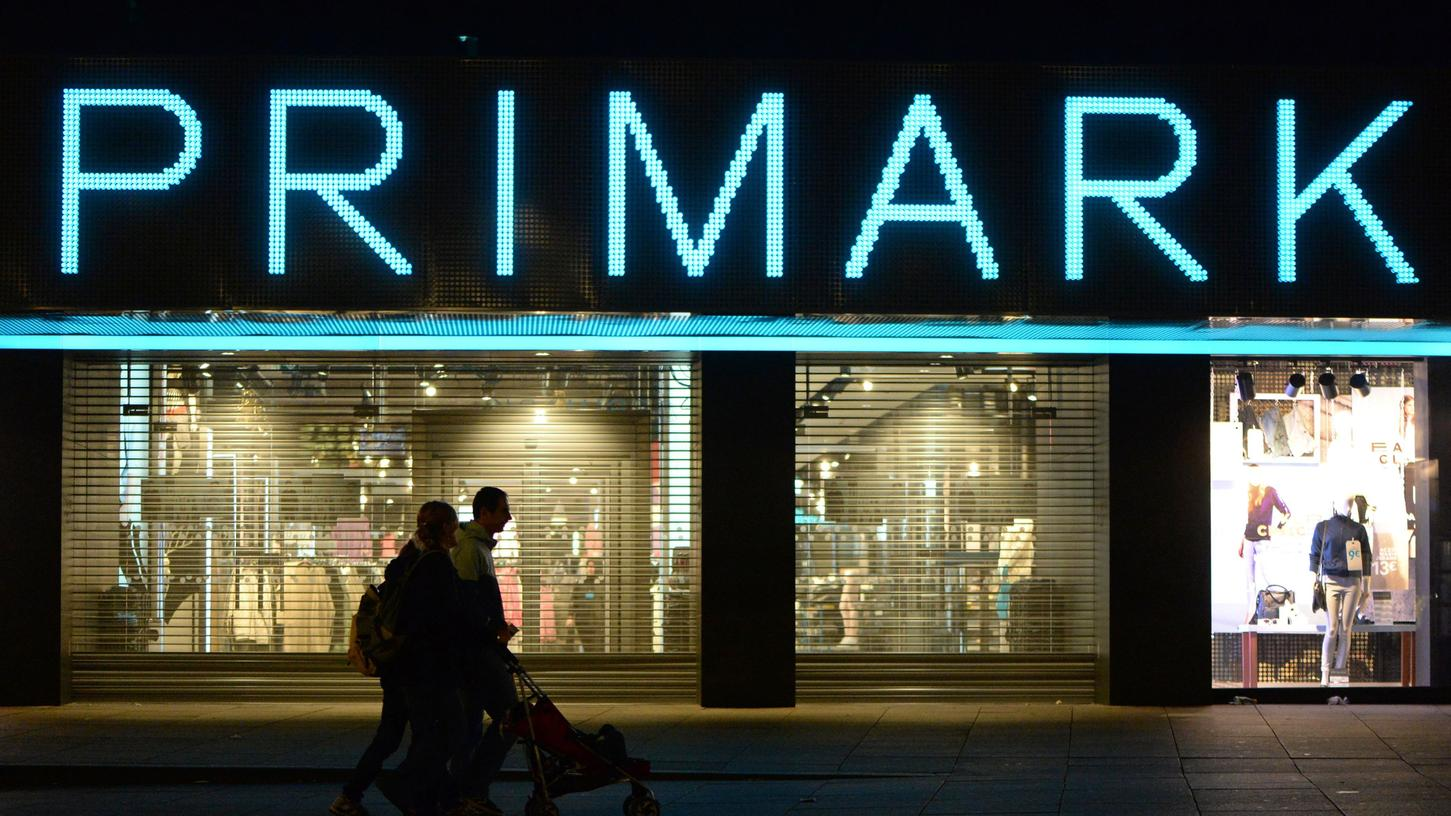 Bald auch in Bayern präsent: der irische Kleidungs-Discounter Primark.
