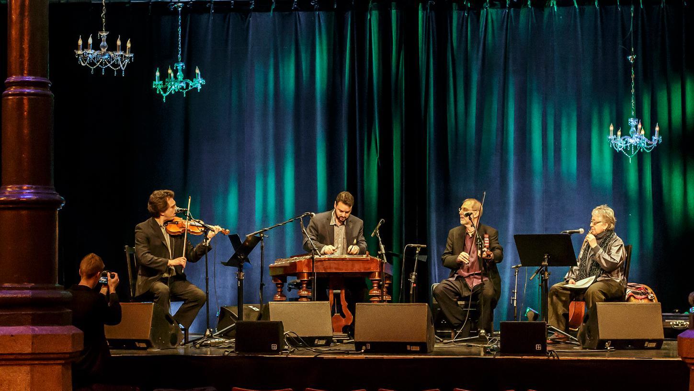 Die ganze Vielfalt der jüdischen Musik im Hier und Jetzt bot auch in diesem Jahr wieder das Klezmer Festival Intermezzo in Fürth.
