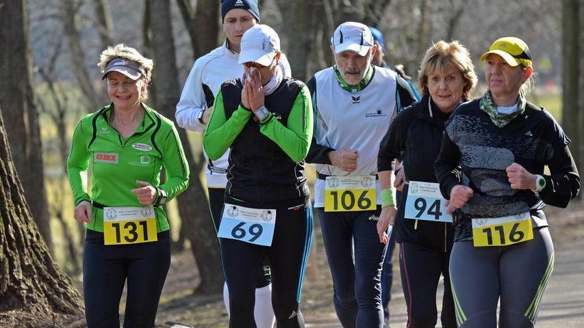 An die eigenen Grenzen: 6-Stunden-Lauf an Wöhrder Wiese