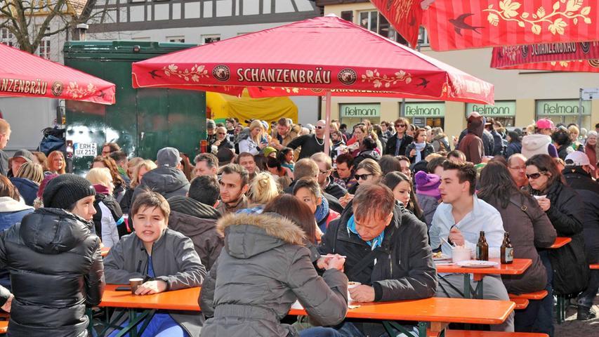 Foodtruck RoundUp sorgte für leckeres Essen & tolle Stimmung