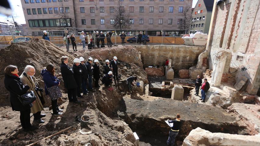 Sensationsfund beweist: Nürnberg ist älter als gedacht