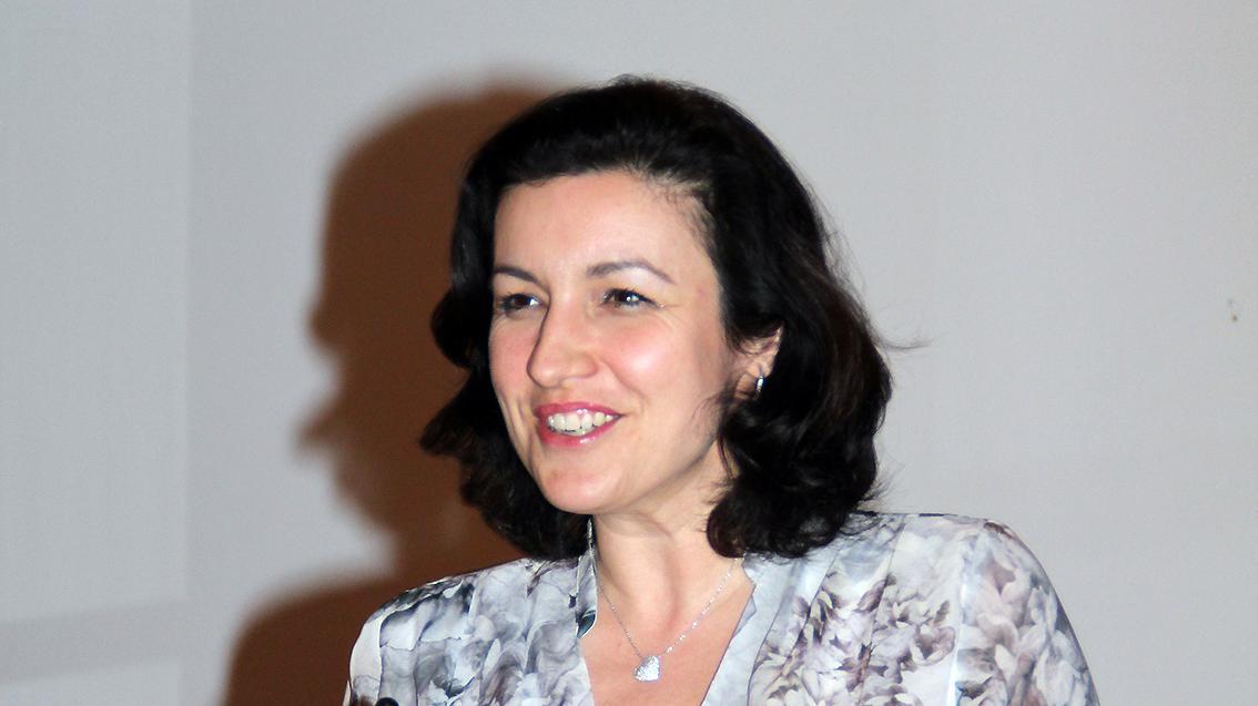 Staatssekretärin Dorothee Bär sieht für eine Verkehrsentlastung von Dietfurt gute Chancen.