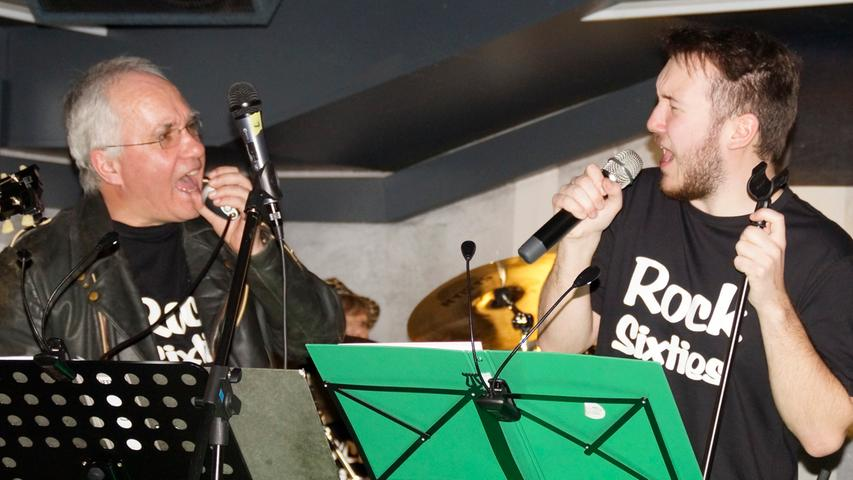 Bandprojekt feiert vierten Geburtstag: Rock Sixties in Neumarkt
