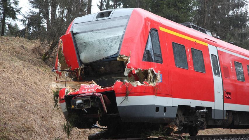 Bahn Pegnitz