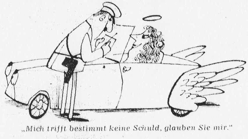 Diese und weitere Karikaturen von Jules Stauber treffen den Nagel auf den Kopf: