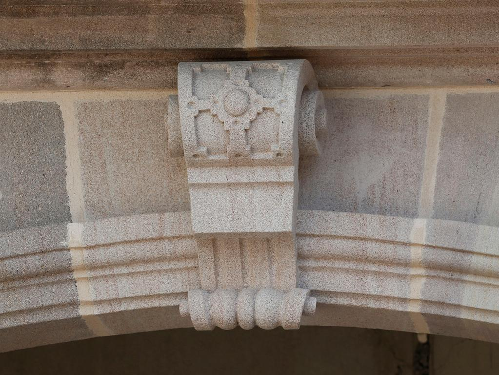 Ressort: Lokales..Datum: 09.04.15..Foto: Edgar Pfrogner..Motiv: Pellerhaus,  Egidienplatz 23, Nürnberg, Baustellenbesichtigung im Pellerhof