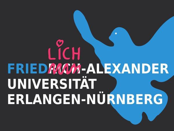 Hier würden die Studenten gerne studieren: an der FriedLICH-Alexander-Universität Erlangen-Nürnberg