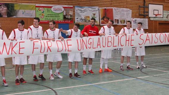 VfL-Baskets Treuchtlingen feierten eine