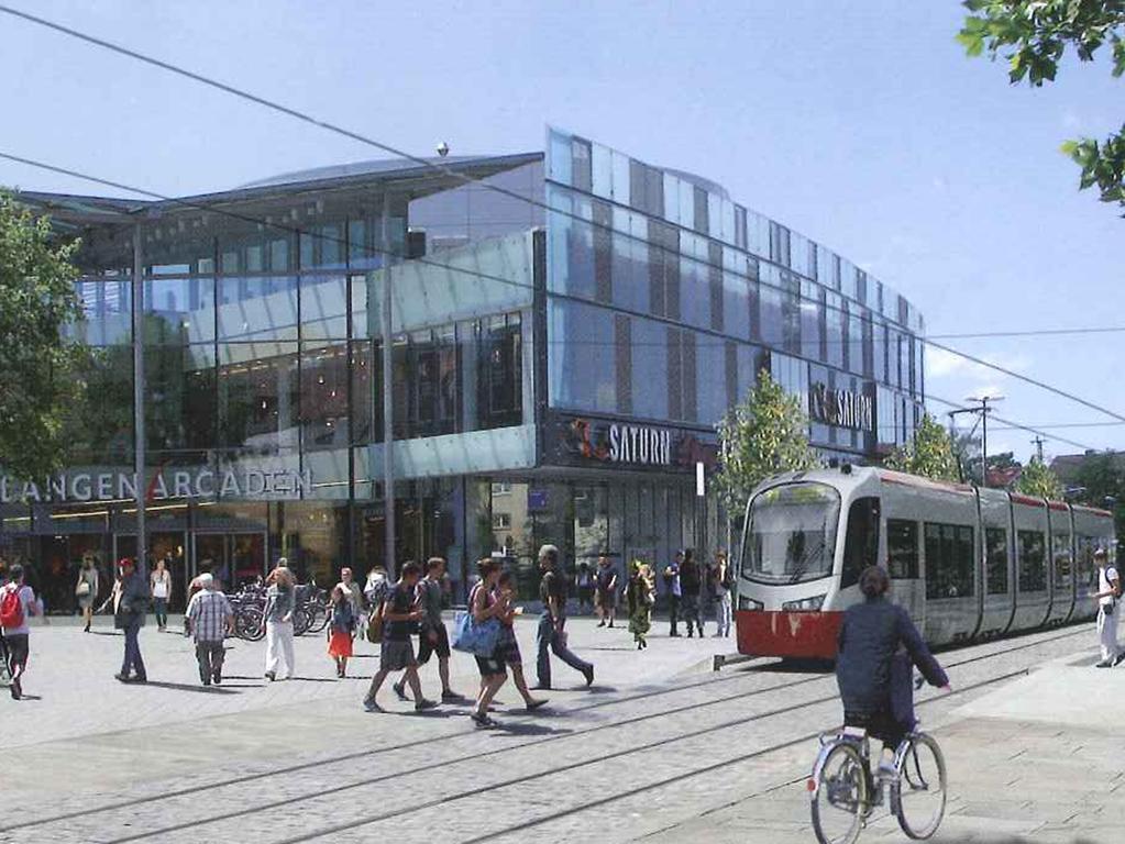 So könnte ein Stadt-Umland-Bahn aussehen.