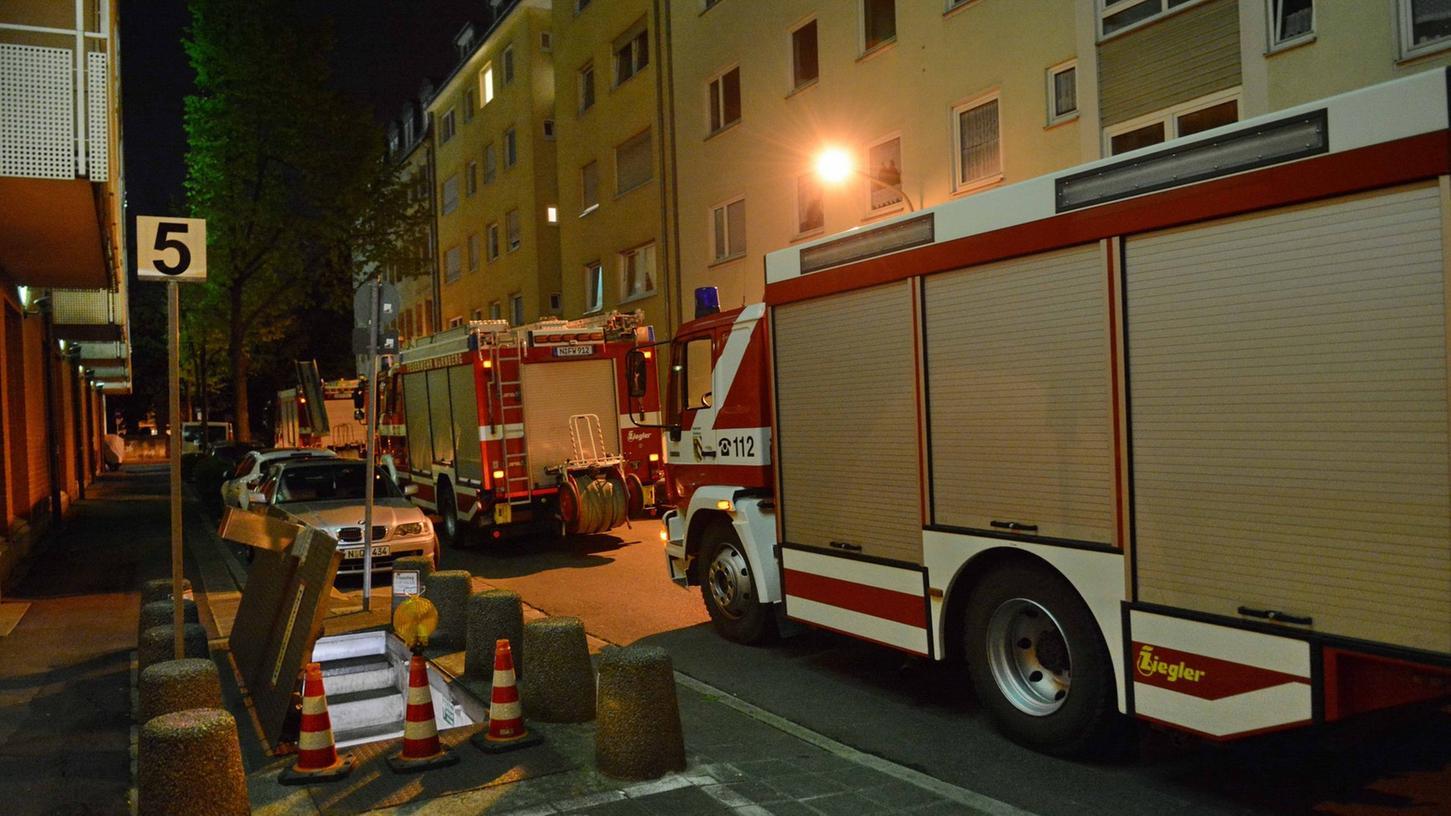 Am Donnerstagabend hat zwischen der Rothenburger Straße und dem Plärrer erneut ein Dehnfugenbrand im U-Bahntunnel für Aufregung gesorgt.