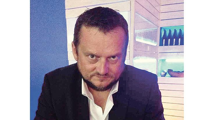 """Erhält den Wächterpreis der Tagespresse: Der Journalist Uwe Ritzer, der bis 2004 Chefredakteur des """"Weißenburger Tagblattes"""" war."""